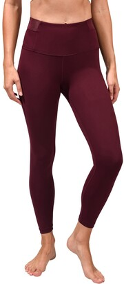 90 Degree By Reflex Lux Supportive Waist Ankle Leggings