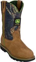 """John Deere Boots 11"""" Western Work Wellington (Men's)"""