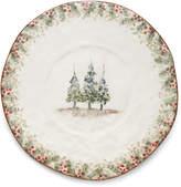 Arte Italica Natale Round Platter