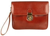 L.a.p.a. Men's Genuine Leather Clutch