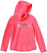 adidas Toddler Girl Make Your Mark climalite Pullover Hoodie