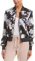 Somedays Lovin Somdays Lovin Floral Bomber Jacket