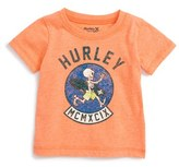 Hurley Infant Boy's Surf Eternity Logo Graphic T-Shirt