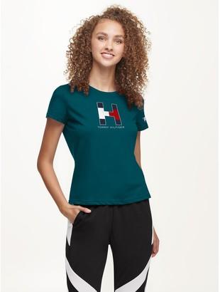Tommy Hilfiger Philadelphia Eagles Flocked T-Shirt