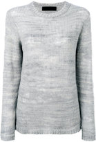 The Elder Statesman cashmere jumper - women - Cashmere - XS