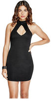 G by Guess GByGUESS Women's Sinna Keyhole Dress