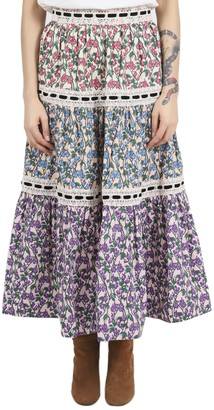 Marc Jacobs Multicoloured Prairie Skirt