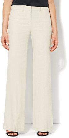 New York & Co. Linen Trouser