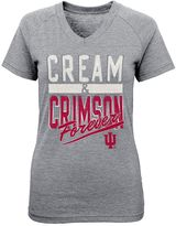 Palladium Girls 4-6x Indiana Hoosiers Tee