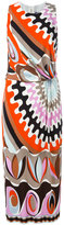 Emilio Pucci sleeveless printed dress - women - Silk/Spandex/Elastane/Viscose - 44