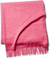 One Kings Lane Cashmere Throw, Dakar Pink