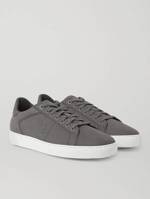 J.M. Weston Nubuck Sneakers