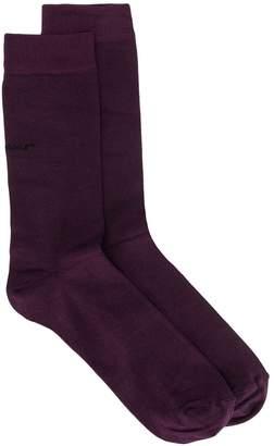 Salvatore Ferragamo Signature logo socks