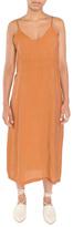 Lacausa Orange Slip Dress