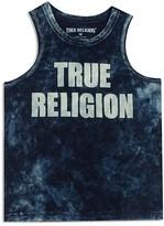 True Religion Boys' Tie-Dye Tank - Big Kid