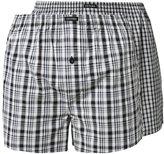 Ceceba Decision 2 Pack Boxer Shorts Black