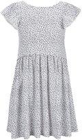 Joules Little Girls 5-6 Verity Dash-Printed Woven Dress