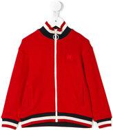 No Added Sugar Sports Club zipped sweatshirt