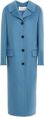 Valentino Wool-felt Coat