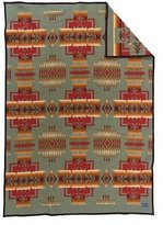 Pendleton Woolen Mills Pendleton Baby Blanket: Muchacho Chief Joseph