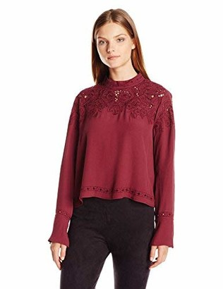 ASTR the Label Women's Winifred Blouse