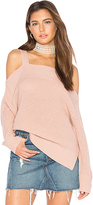 Sanctuary Amelie Sweater in Pink. - size L (also in )