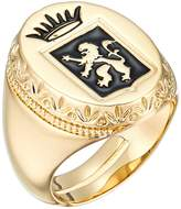 Dolce & Gabbana Coat of Arms Ring Ring