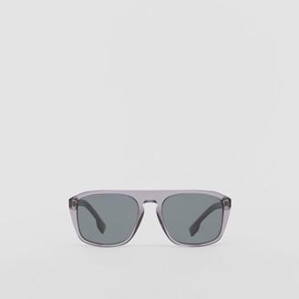 Burberry Navigator Sunglasses