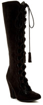 Mia Evelina Lace High Boot
