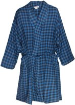 Geoffrey Beene Men's Big and Tall Flannel Robe