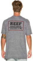 Reef Supply Ss Tee