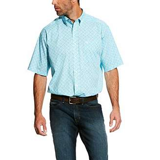 Ariat Men's Classic Fit Sleeve Stretch Shirt