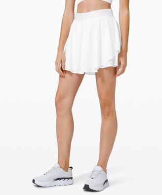 Lululemon Court Rival High Rise Skirt *Tall