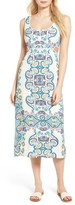 Ella Moss Women's Lover Tapestry Midi Dress