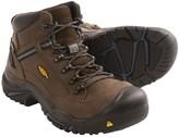 Keen Braddock Mid AL Work Boots - Waterproof, Steel Toe (For Men)