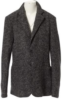Dolce & Gabbana Grey Wool Jackets