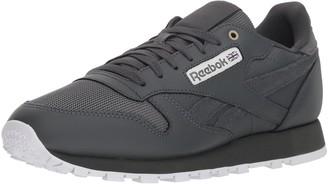 Reebok Men's Classic Leather Fashion Sneaker