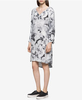 Calvin Klein Jeans Printed Shift Dress