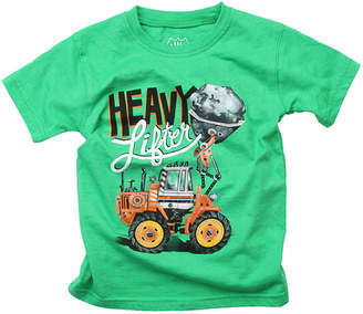 Wes And Willy Wes Willy Heavy Lifter T-Shirt