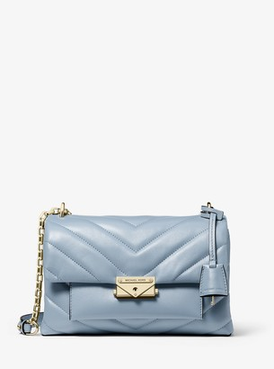 MICHAEL Michael Kors Cece Medium Quilted Leather Convertible Shoulder Bag
