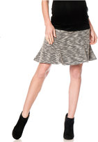 A Pea in the Pod Maternity Tweed Flare Skirt