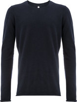 Label Under Construction crew neck jumper - men - Cashmere/Wool - 46