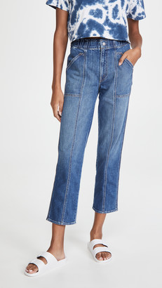 Mother The Spring Ankle Jeans