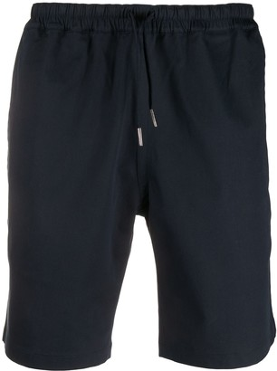 Sandro Paris Drawstring Track Shorts