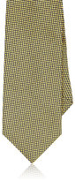 Barneys New York Men's Neat-Pattern Silk Necktie