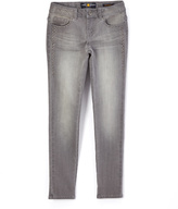 Lucky Brand Gray Wash Studded Jeans - Toddler & Girls