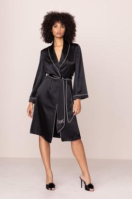 Agent Provocateur UK Classic PJ Dressing Gown