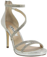 Nina Reed Embellished Evening Sandals