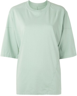 Rick Owens Walrus oversized cotton T-shirt