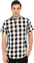 Publish BRAND INC. Men's Ace Short Sleeve Popover Shirt